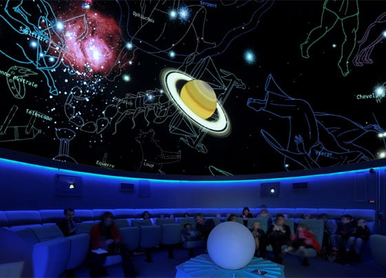 planetarium la villette