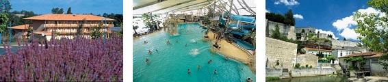 Locations avec piscine couverte dans le nord et l 39 ouest for Residence piscine couverte