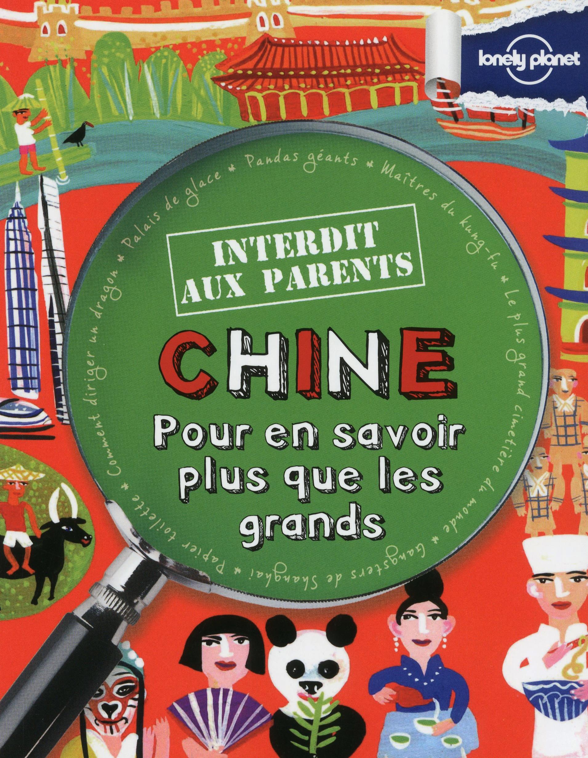 Guides de voyage Chine