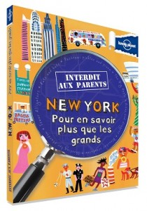 Guide de voyage pour enfants