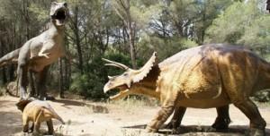 sortie dinosaures