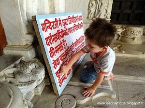 Voyage en famille en Inde