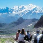 randonnée en famille montagne
