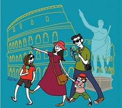 guides de voyage Rome