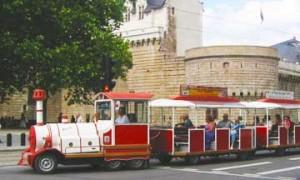 petit train Nantes