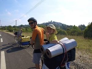 itinéraires vélo famille