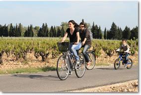 itinéraires vélo Provence