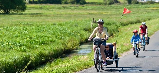 itinéraires vélo