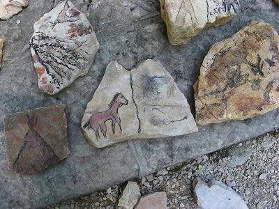 peintures préhistoriques