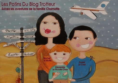 Les Potins Du Blog Trotteur logo