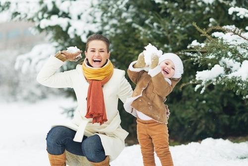 Séjour ski avec enfant