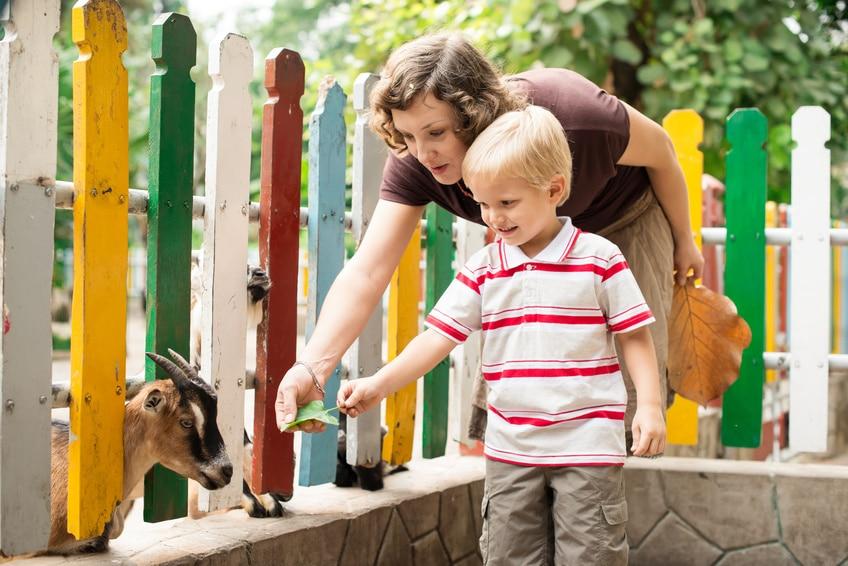 quel age emmener un enfant en vacances ?