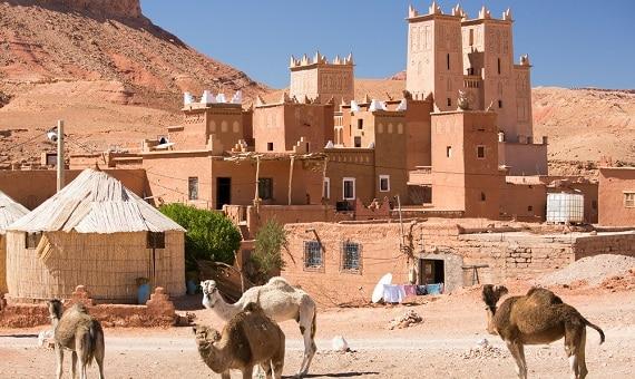 Hotel Marrakech En Famille