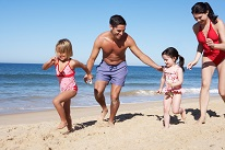 vraies vacances pour les parents