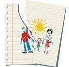 vacances des parents séparés