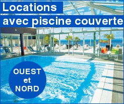 Locations piscine couverte