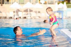 baignade enfant sécurité