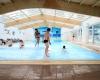 camping Riez à la vie piscine couverte