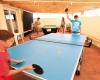 camping Riez à la vie tennis de table