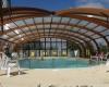 camping Saint Nicolas piscine couverte