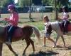 camping les Charmettes balade poney