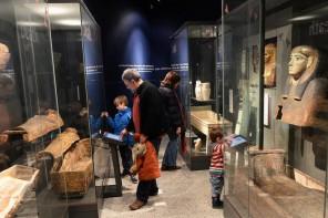 visite musée famille