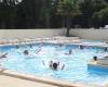 camping Kerscolper piscine
