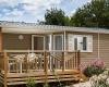 camping Saint Nicolas mobil-home