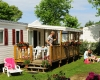 camping Bois Masson mobil-home
