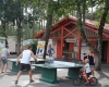 camping Lou pignada tennis de table