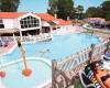 camping Riez à la vie piscine