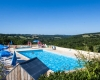 camping la Faurie  piscine