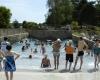 camping Leveno piscine