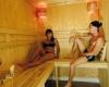 camping Les Pirons sauna