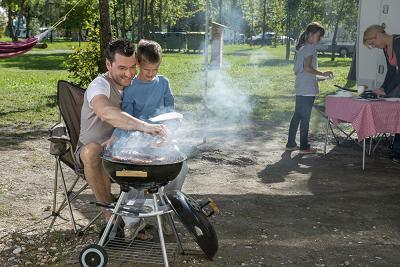 Camping père enfant redim