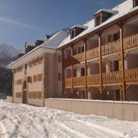 Domaine du Val de Roland hiver