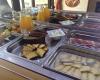 Domaine de la Rhonie petit-déjeuner