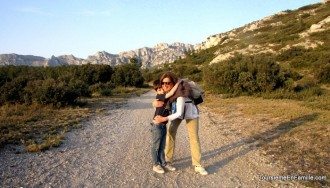 Randonnées Alpilles