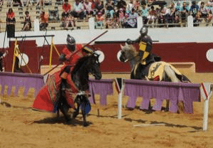 fête médiévale à Saint-Sever