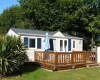 camping Bretagne mobil-home famille