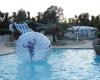 camping Pont Aven piscine
