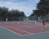 camping Bretagne tennis
