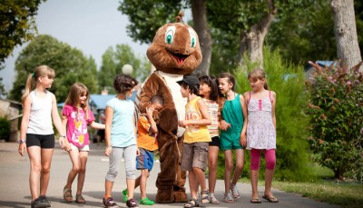 enfants (camping Bel air mistercamp)