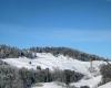 résidence Le Birdie paysage hiver