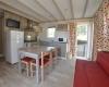 camping Domaine des Salins intérieur mobil-home