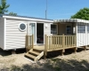 camping Domaine des Salins mobil-home