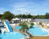 camping de la Piscine piscine