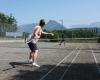village vacances Le Pré du Lac tennis