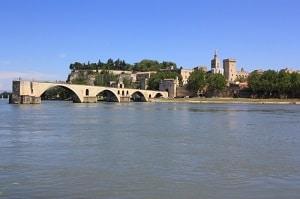 pont d'avignon retaillé
