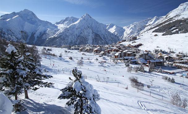 Toutes les annonces ski dans les Alpes